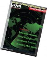 Cyber Defense Magazine - November 2016
