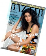 Harper's Bazaar India - January-February 2017