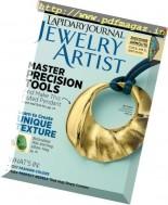 Lapidary Journal Jewelry Artist - January-February 2017