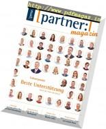 Partner Magazin - Nr.37, 2016
