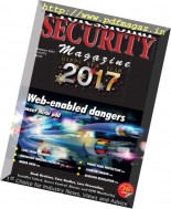 Professional Security - January 2017