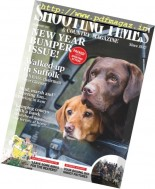 Shooting Times & Country - 11 January 2017