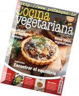 Cocina Vegetariana - Enero 2017