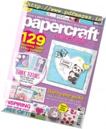 Papercraft Essentials - Issue 142, 2017