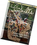 Primitive Quilts and Projects Magazine - Spring 2017