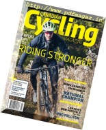 Canadian Cycling - February-March 2017