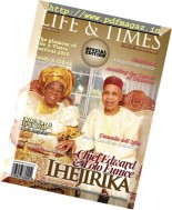 Life & Times - Winter 2016
