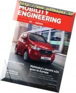 Mobility Engineering - September 2016