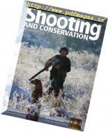 Shooting and Conservation - November-December 2016