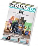 Speciality Food - January 2017