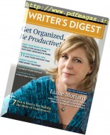 Writer's Digest - February 2017