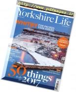 Yorkshire Life - January 2017