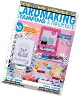 Cardmaking Stamping & Papercraft - Volume 23 Issue 4 2017