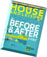House and Leisure - The Before & After Issue 2017