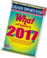 Lebanon Opportunities - January 2017