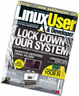 Linux User & Developer - Issue 174, 2017