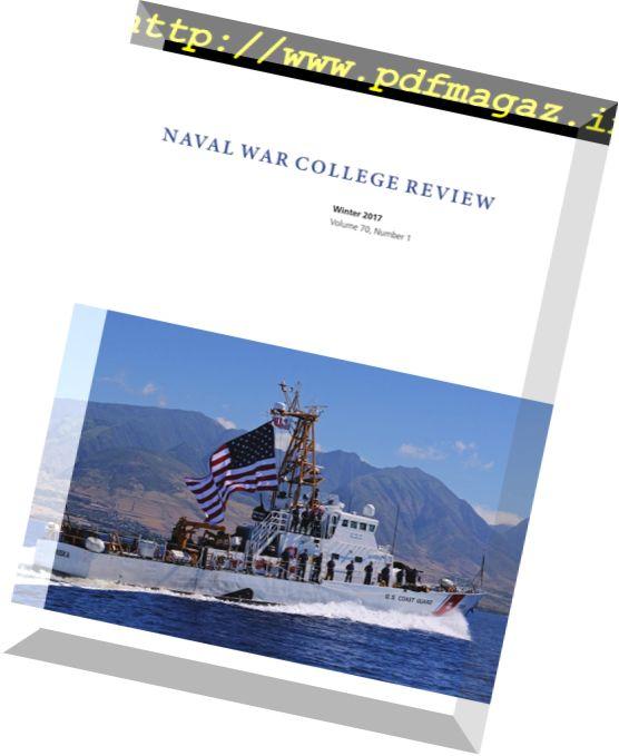 Naval War Collecge Review – Winter 2017