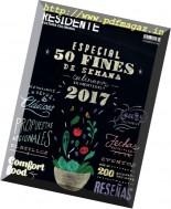 Residente Cultura Culinaria - Enero 2017