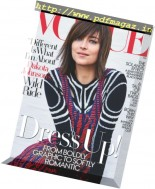 Vogue USA - February 2017