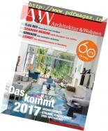 Architektur & Wohnen - Februar-Marz 2017