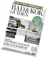 Bad & Kok Guiden - Nr.5, 2016