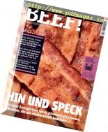 Beef Germany - Januar-Februar 2017