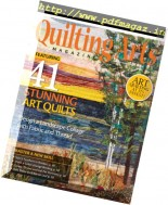 Quilting Arts Magazine - February-March 2017