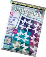 Quiltmaker - January-February 2017