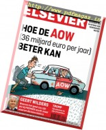 Elsevier - 14 Januari 2017