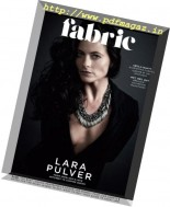 Fabric Magazine - January 2017