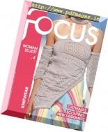 Fashion Focus Woman Knitwear - Issue 4, Spring-Summer 2017