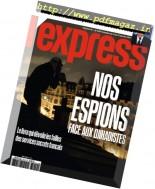 L'Express - 11 au 17 Janvier 2017