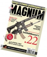 Man Magnum - February 2017