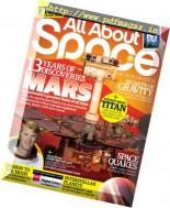 All About Space - Issue 60, 2017