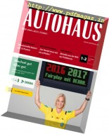 Autohaus - Nr.1-2, 2017