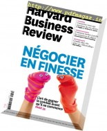 Harvard Business Review France - Fevrier-Mars 2017