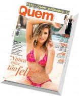 Quem Acontece Brazil - Issue 850, 13 Janeiro 2017