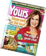 Yours Australia - Issue 78, 2017