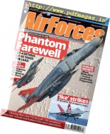 Airforces Monthly - February 2017