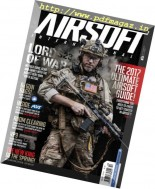 Airsoft International - Volume 12 Issue 10, 2017