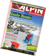 Alpin - Februar 2017