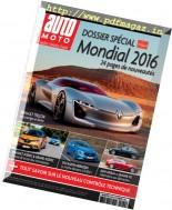 Auto Moto - Octobre 2016