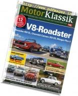 Auto Motor Sport Motor Klassik - Februar 2017