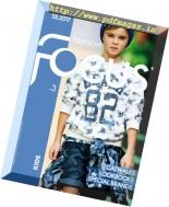 Fashion Focus Kids - Issue 3, Spring-Summer 2017