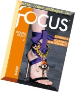 Fashion Focus Woman Shoes - Issue 4, Spring-Summer 2017