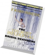 FashionBride - Top 100 Most Influential Bridal Designers 2015