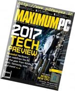 Maximum PC - Februray 2017