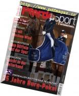Pferdesport International - 21 Januar 2017