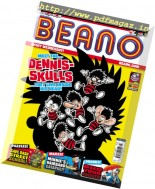 The Beano - 21 January 2017