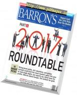 Barron's Magazine - (01 - 16 - 2017)